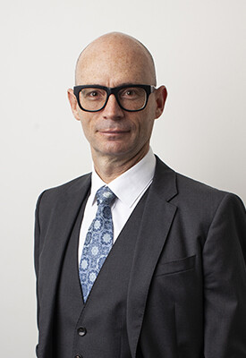 Photo of Troy Hawthorn, member of the Nicholsons Solicitors team