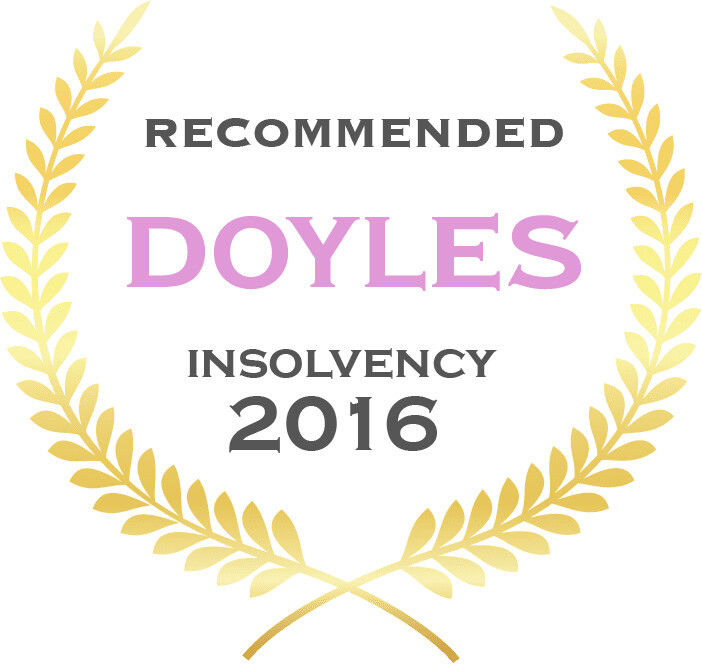Doyle's Guide Insolvency Award 2016