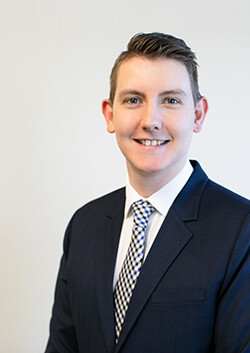 Photo of Simon Thompson, member of the Nicholsons Solicitors team