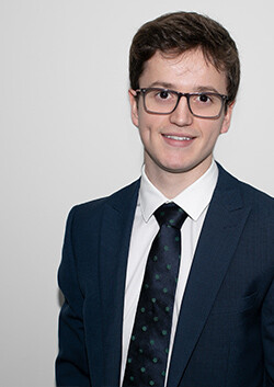 Photo of Tait Lawson, member of the Nicholsons Solicitors team